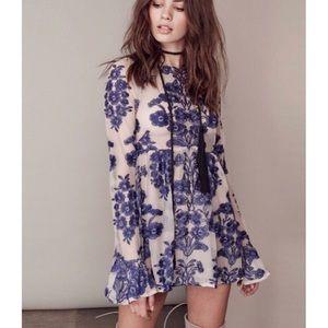 for love and lemons temecula mini dress small